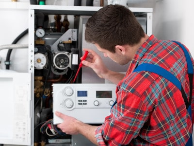 Boiler installation and service