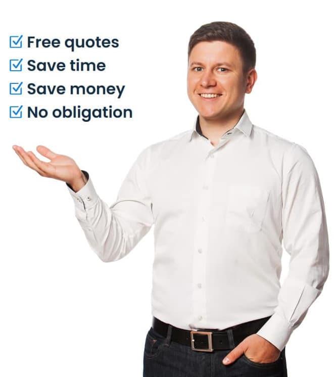 Receive free quotes