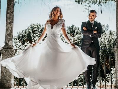 Wedding photography overseas